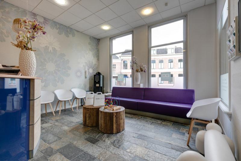 tandartspraktijk Assen - interieur Dental Clinics Assen