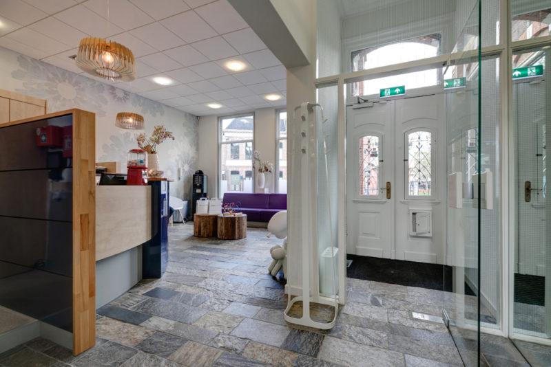 tandarts Assen - interieur Dental Clinics Assen