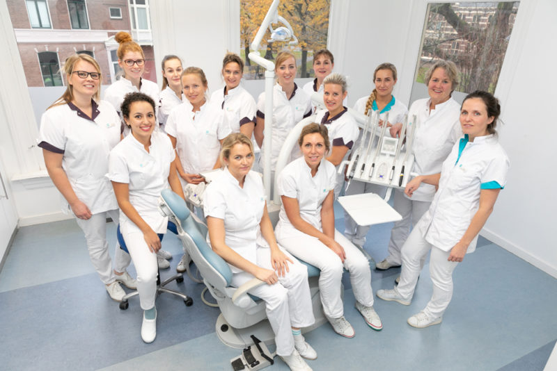 tandarts Assen - team Dental Clinics Assen