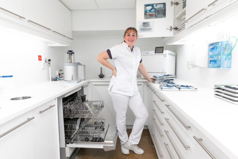 tandartspraktijk Assen - hygiëne Dental Clinics Assen