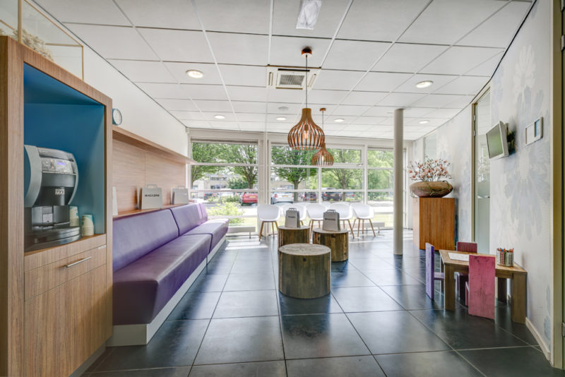 tandarts Beesd - interieur Dental Clinics Beesd