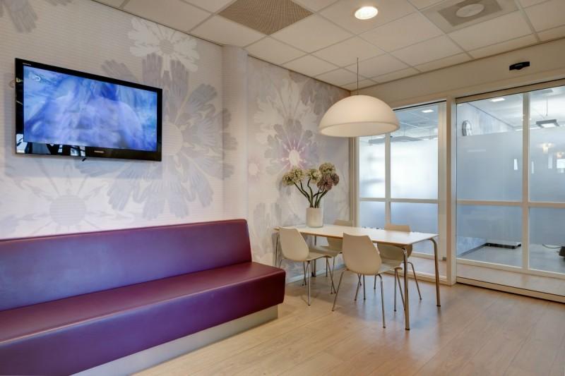 tandartspraktijk Bergschenhoek - interieur Dental Clinics Bergschenhoek Parkzoom