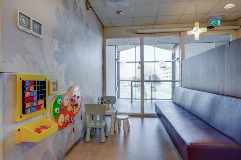 tandarts Bergschenhoek - wachtkamer Dental Clinics Bergschenhoek Parkzoom