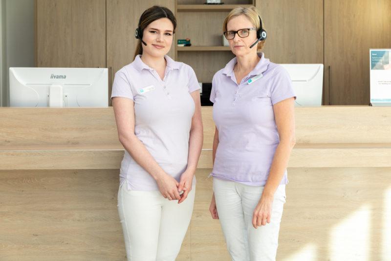 Dental Clinics Eindhoven-receptie