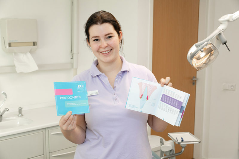 Dental Clinics Eindhoven-parodontitis