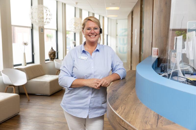 tandartspraktijk Enschede - receptie Dental Clinics Enschede