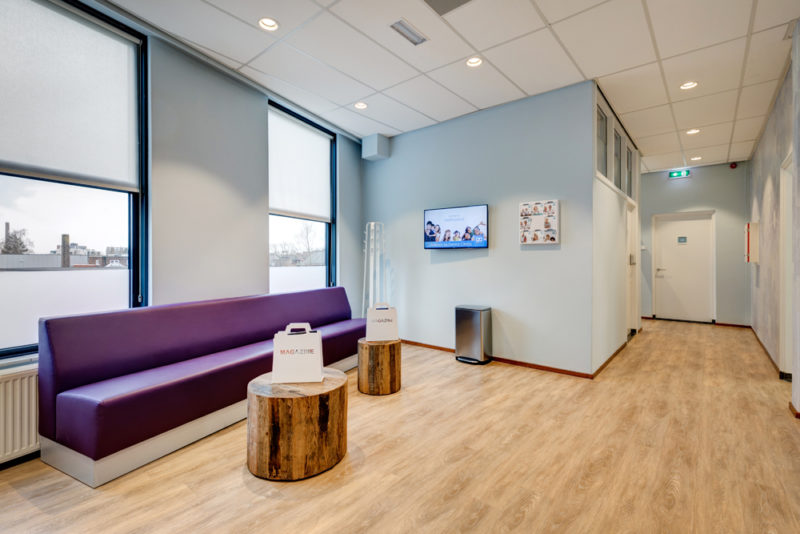 tandartspraktijk Enschede - interieur Dental Clinics Enschede