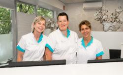 tandartspraktijk Harderwijk - receptie Dental Clinics Harderwijk
