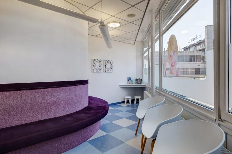tandarts Klazienaveen - interieur Dental Clinics Klazienaveen