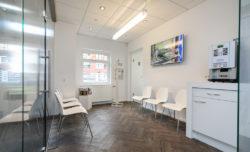 tandartspraktijk Maastricht Scharn - wachtruimte Dental Clinics Maastricht Scharn