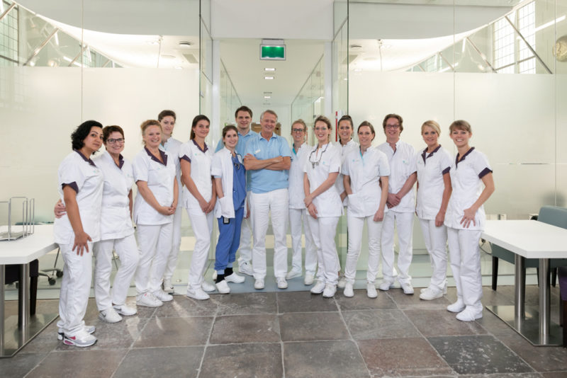 tandarts Weesp - team Dental Clinics Weesp