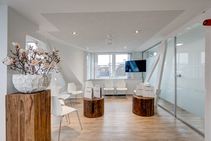 tandarts Zwolle - interieur Dental Clinics Zwolle