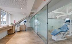 tandarts Zwolle - behandelkamers Dental Clinics Zwolle