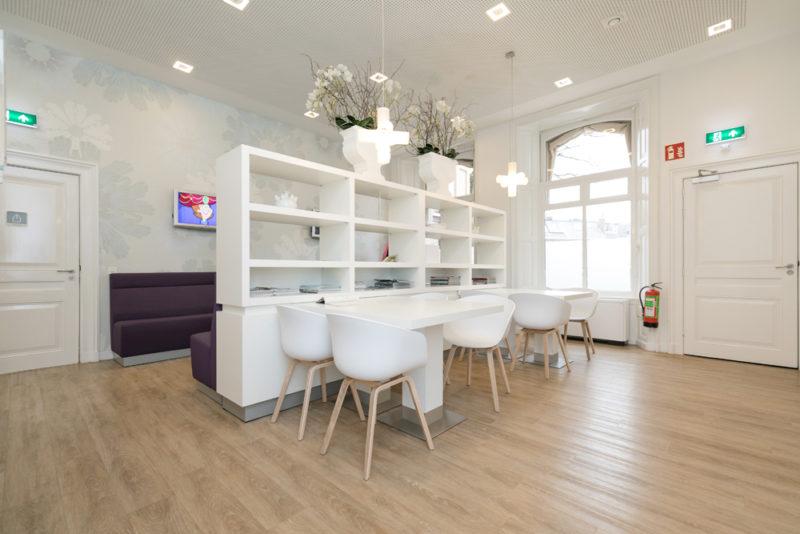tandartspraktijk Zwolle - wachtruimte Dental Clinics Zwolle