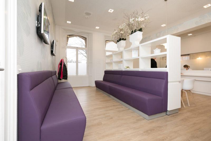 tandartspraktijk Zwolle - wachtkamer Dental Clinics Zwolle