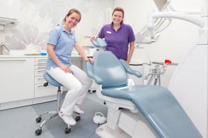 tandarts Assen - behandelkamer tandarts Dental Clinics Assen