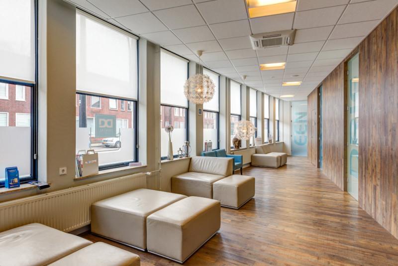 tandartspraktijk Enschede - wachtkamer Dental Clinics Enschede