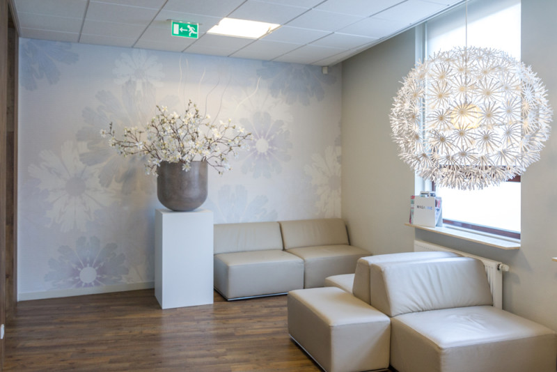 tandartspraktijk Enschede - wachtruimte Dental Clinics Enschede