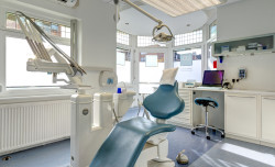 tandartspraktijk Maastricht Scharn - behandelkamer Dental Clinics Maastricht Scharn