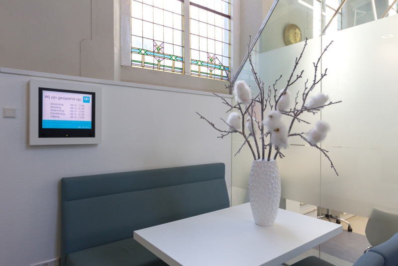 tandarts Weesp - interieur Dental Clinics Weesp