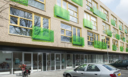 tandarts Harderwijk - Dental Clinics Harderwijk gebouw