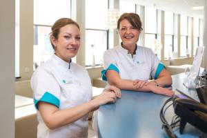 tandarts Enschede - Dental Clinics Enschede - balie