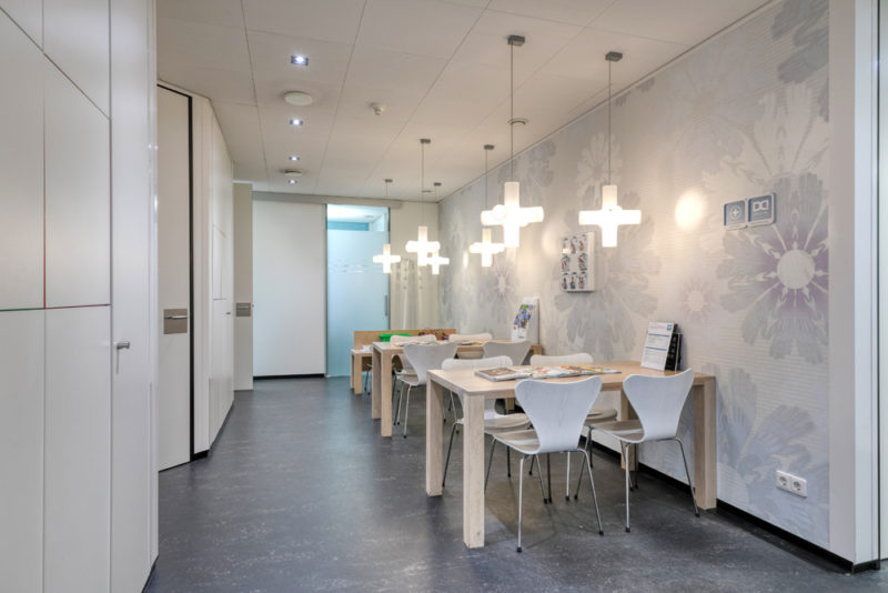 tandarts Zaltbommel - wachtkamer Dental Clinics Zaltbommel