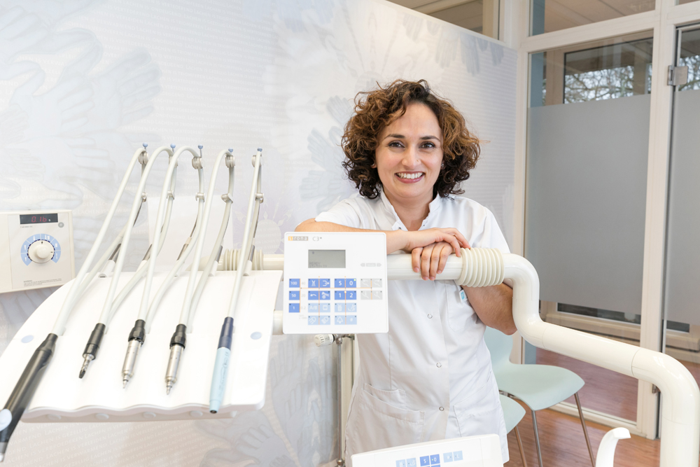 Tandarts Ridderkerk - Dental Clinics Ridderkerk - behandelkamer