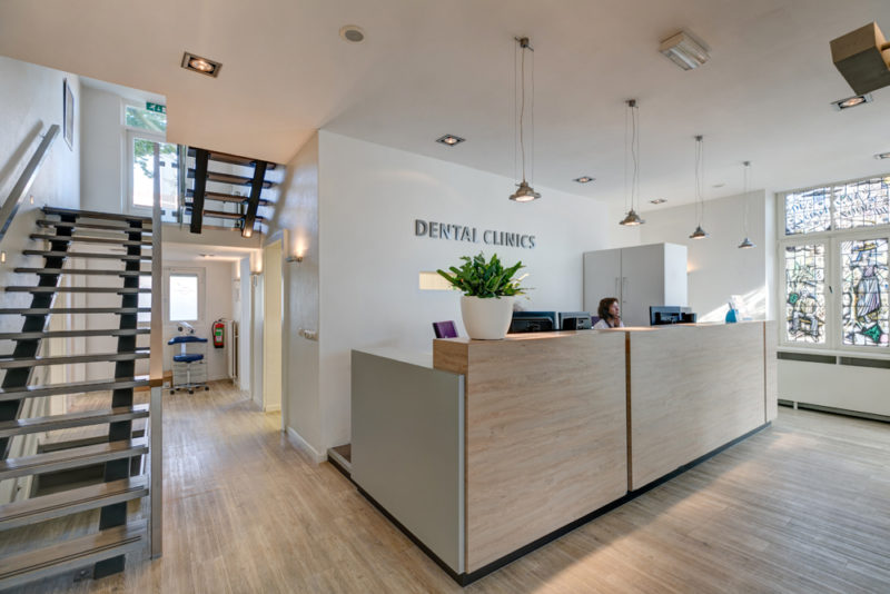 tandarts Venlo - interieur Dental Clinics Venlo