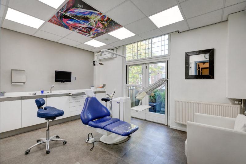 tandarts Venlo - behandelkamer Dental Clinics Venlo