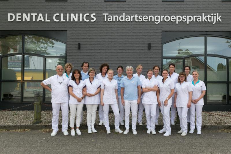 tandartspraktijk Huizen - team Dental Clinics Huizen