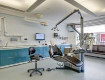 tandarts Rotterdam Zuid - behandelkamer Dental Clinics Rotterdam Zuiderterras