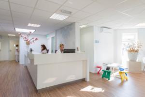 tandarts Almelo – receptie tandarts Dental Clinics Almelo
