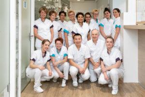 tandartspraktijk Rotterdam Ommoord - team Dental Clinics Rotterdam Ommoord
