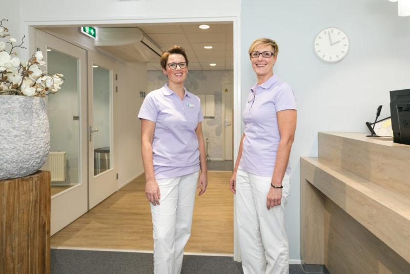 tandartspraktijk Doetinchem - receptie Dental Clinics Doetinchem Centrum
