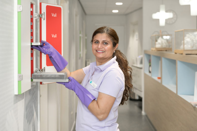 tandartspraktijk Doetinchem Centrum - sterilisatie Dental Clinics Doetinchem Centrum