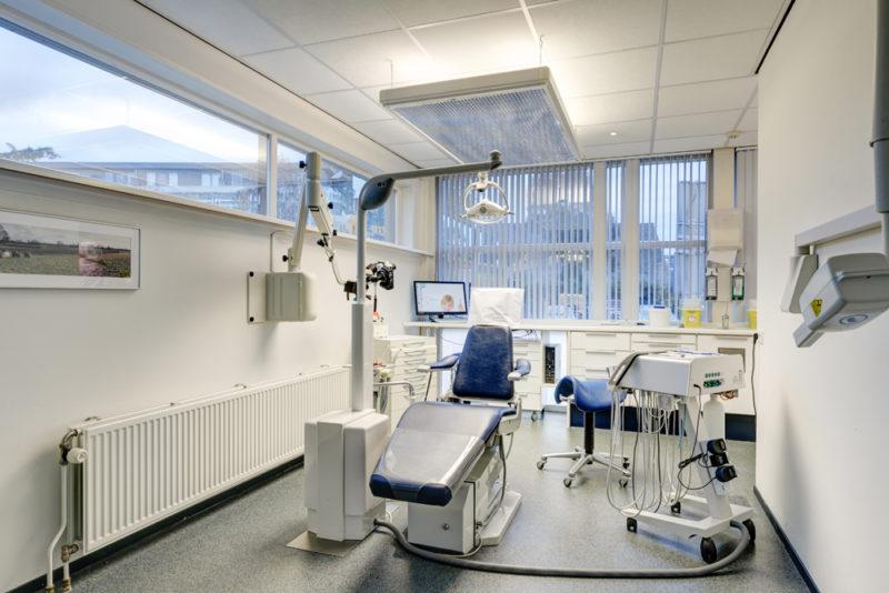 tandartspraktijk Doetinchem Centrum - behandelkamer Dental Clinics Doetinchem Centrum