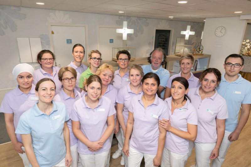 tandarts Doetinchem Centrum - team Dental Clinics Doetinchem Centrum