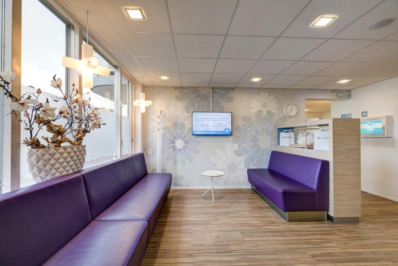 tandarts Veenendaal centrum - interieur Dental Clinics Veenendaal Scheepjeshof