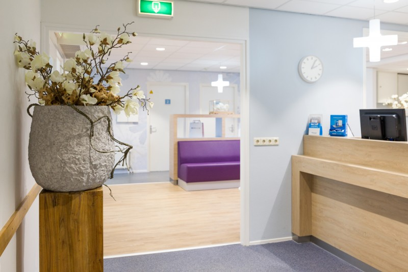 tandartspraktijk Doetinchem - interieur Dental Clinics Doetinchem Centrum