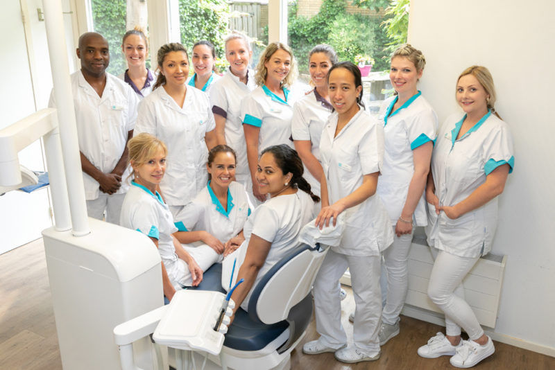 tandarts Zeist - team Dental Clinics Zeist