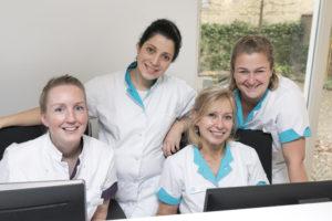tandarts Zeist - receptie Dental Clinics Zeist