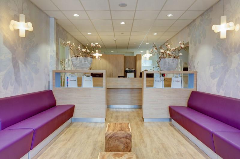 tandartspraktijk Den Haag Bomenbuurt - interieur Dental Clinics Den Haag Thomsonlaan