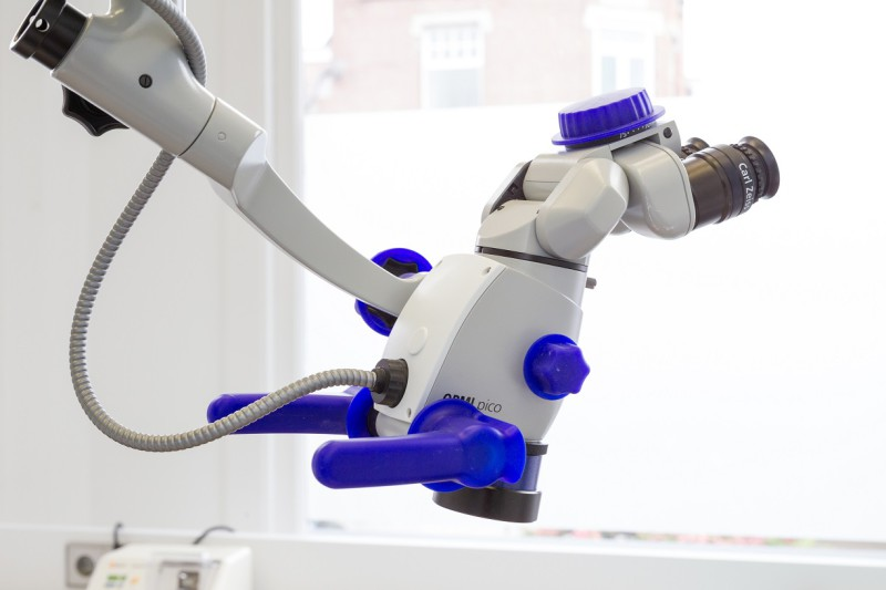 tandarts Den Haag Bomenbuurt - interieur Dental Clinics Den Haag Thomsonlaan