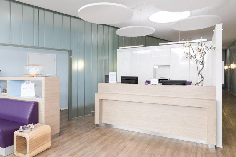 tandartspraktijk Oudenbosch - interieur Dental Clinics Oudenbosch