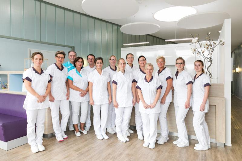 tandarts Oudenbosch - team Dental Clinics Oudenbosch