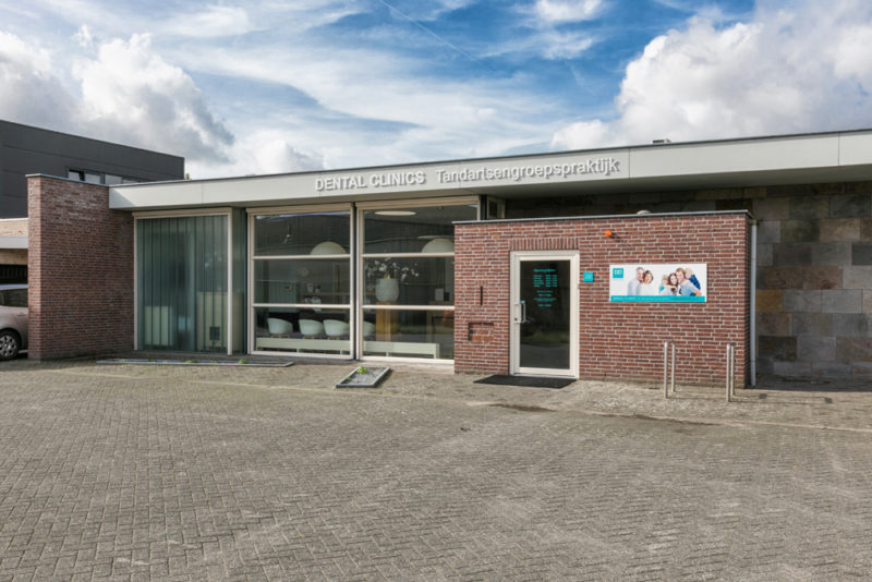 tandartspraktijk Oudenbosch - gebouw Dental Clinics Oudenbosch