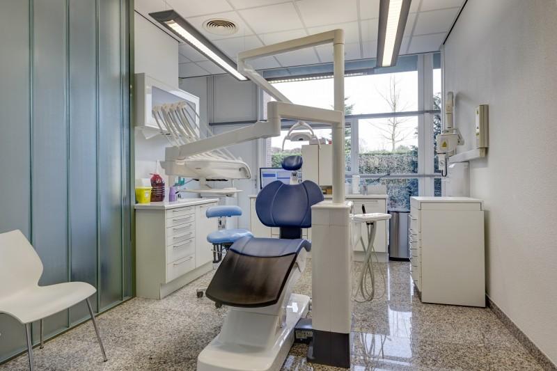 tandarts Oudenbosch - behandelkamer Dental Clinics Oudenbosch
