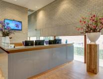 tandartspraktijk Doetinchem Lohmanlaan - receptie Dental Clinics Doetinchem Lohmanlaan