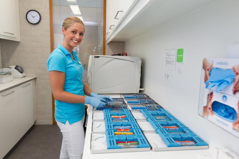 tandartspraktijk Doetinchem Lohmanlaan - assistente Dental Clinics Doetinchem Lohmanlaan